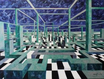 Silberlabyrinth